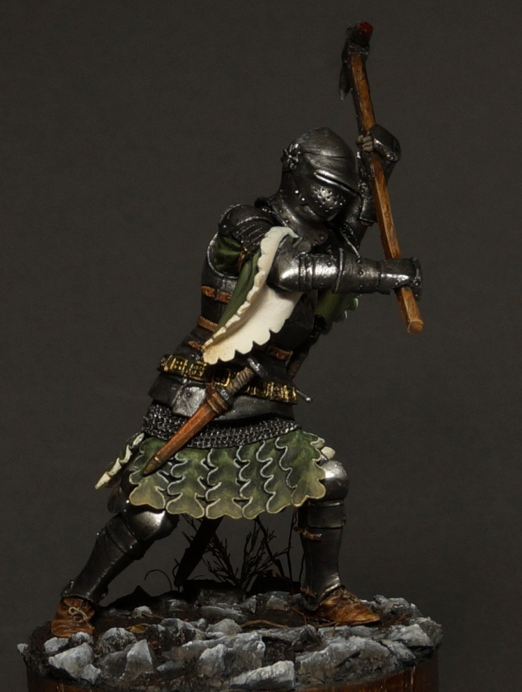 Figures: Knight, 15th cent., photo #9