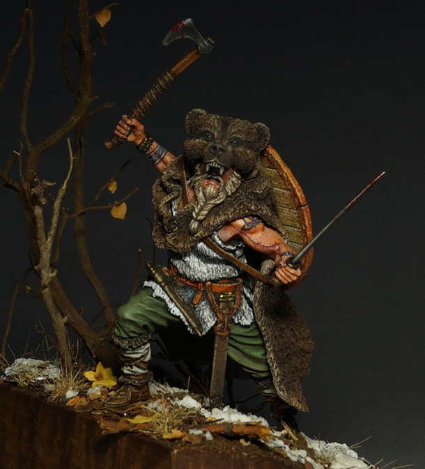 Figures: The Berserker