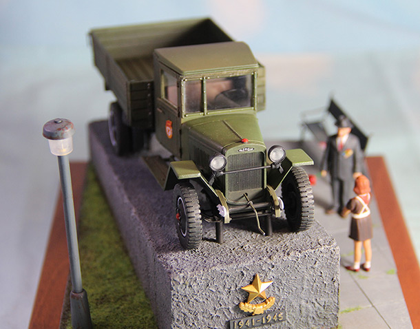 Dioramas and Vignettes: Hello, Zakhar Ivanych