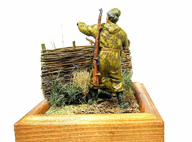 Dioramas and Vignettes: Mother and Son, photo #2