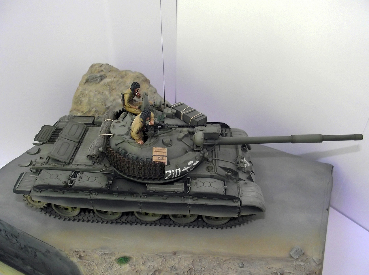 Dioramas and Vignettes: Afghan road, photo #11