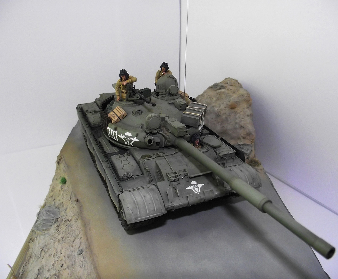 Dioramas and Vignettes: Afghan road, photo #12