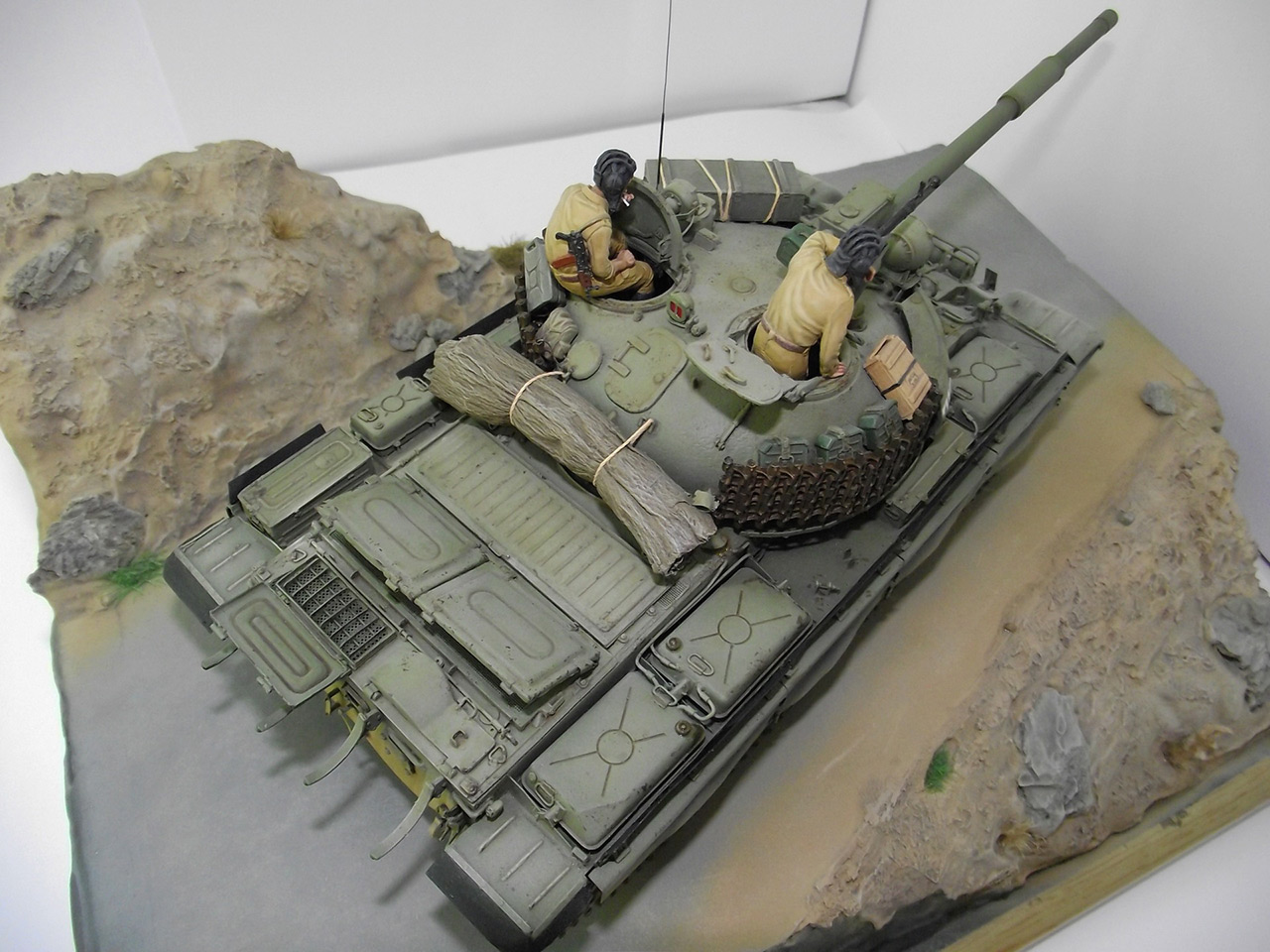 Dioramas and Vignettes: Afghan road, photo #19