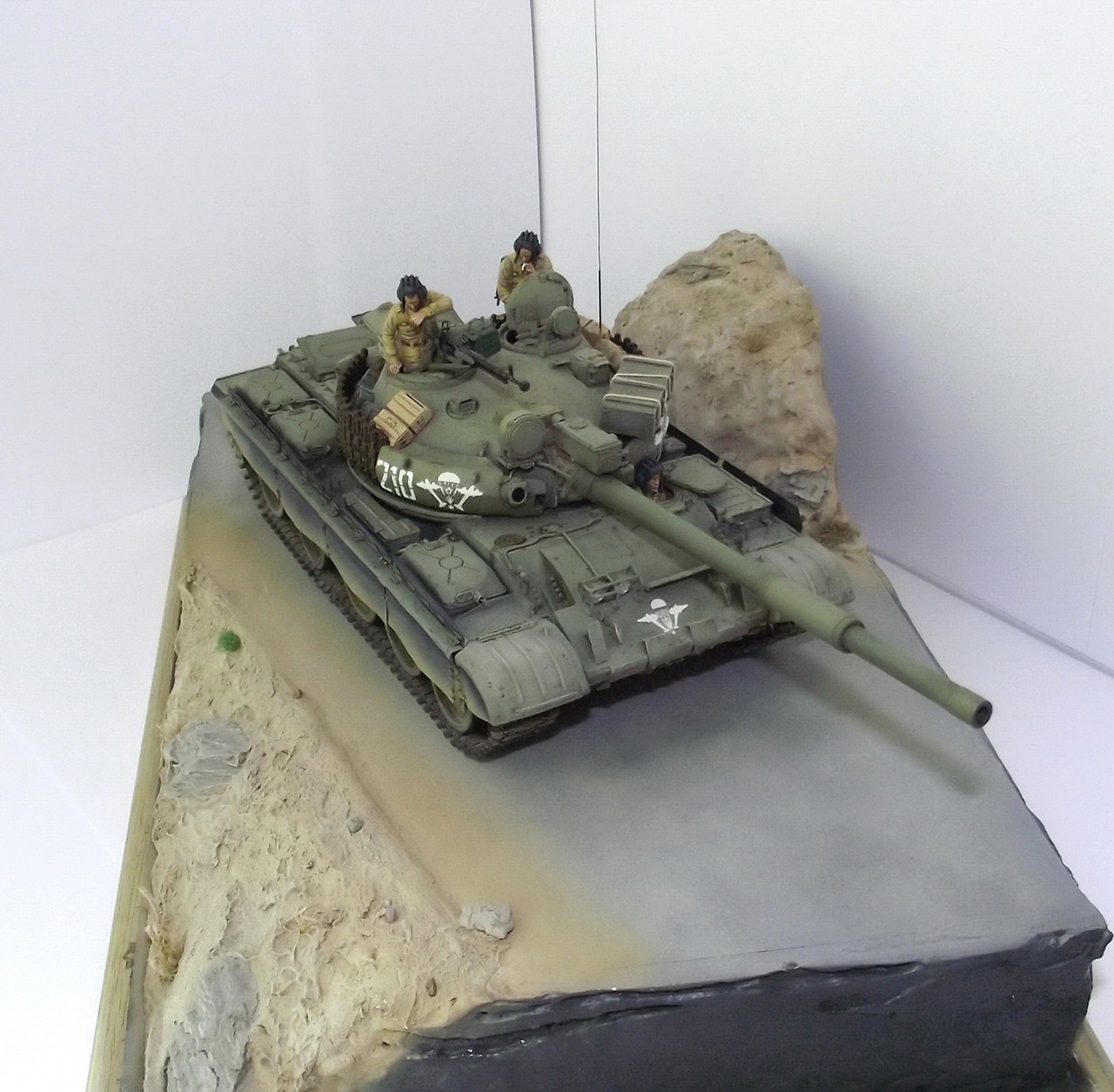 Dioramas and Vignettes: Afghan road, photo #2