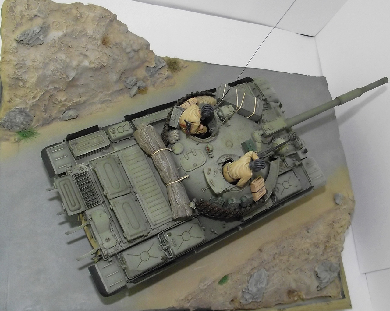 Dioramas and Vignettes: Afghan road, photo #27