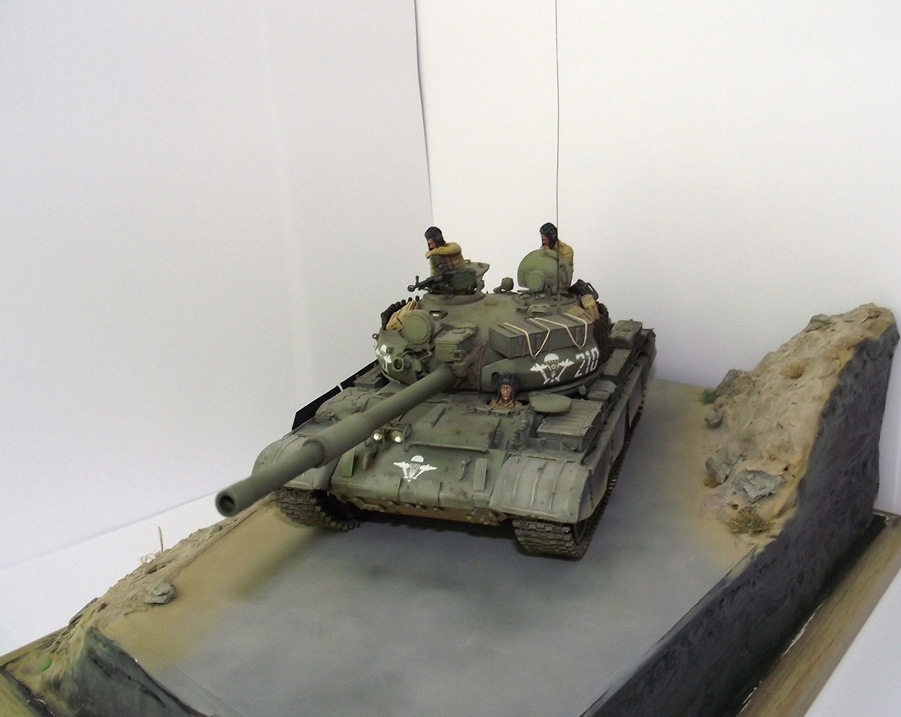 Dioramas and Vignettes: Afghan road, photo #3