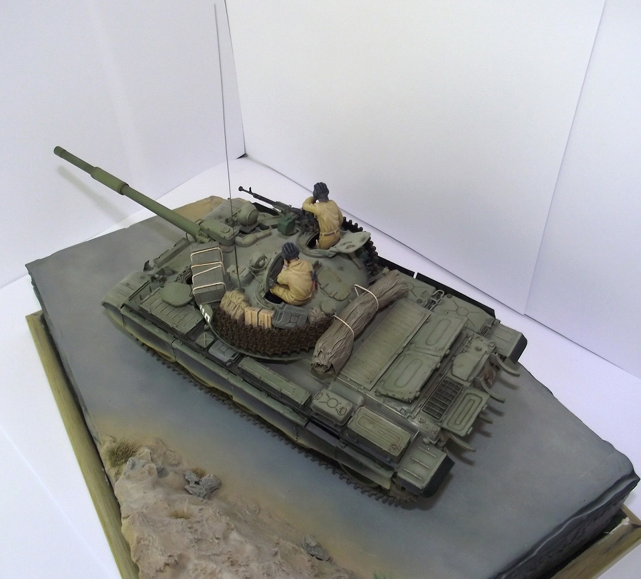Dioramas and Vignettes: Afghan road, photo #6