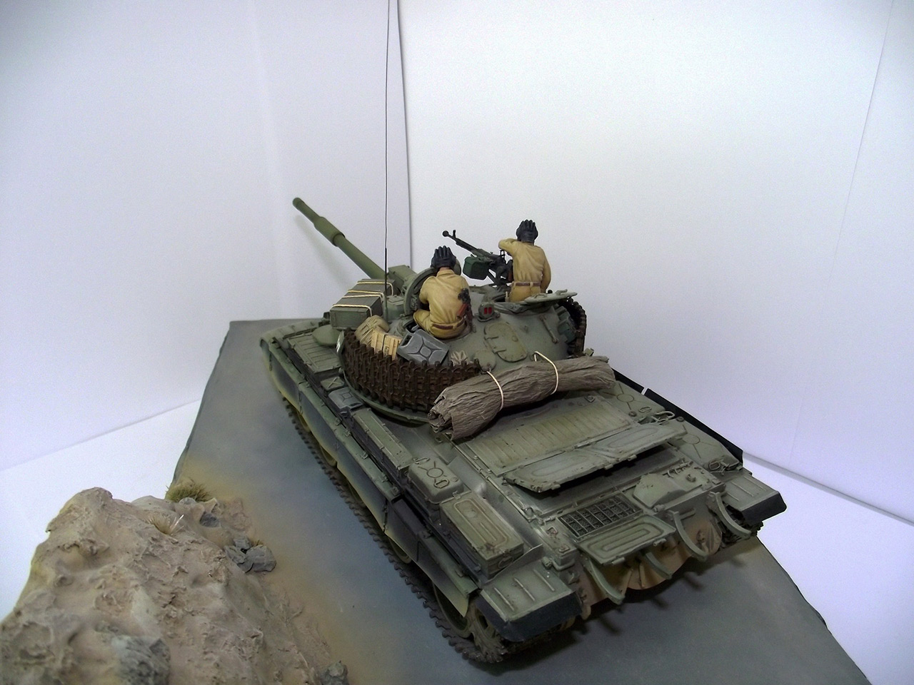 Dioramas and Vignettes: Afghan road, photo #7
