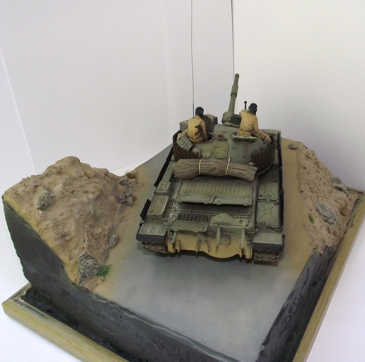 Dioramas and Vignettes: Afghan road, photo #8