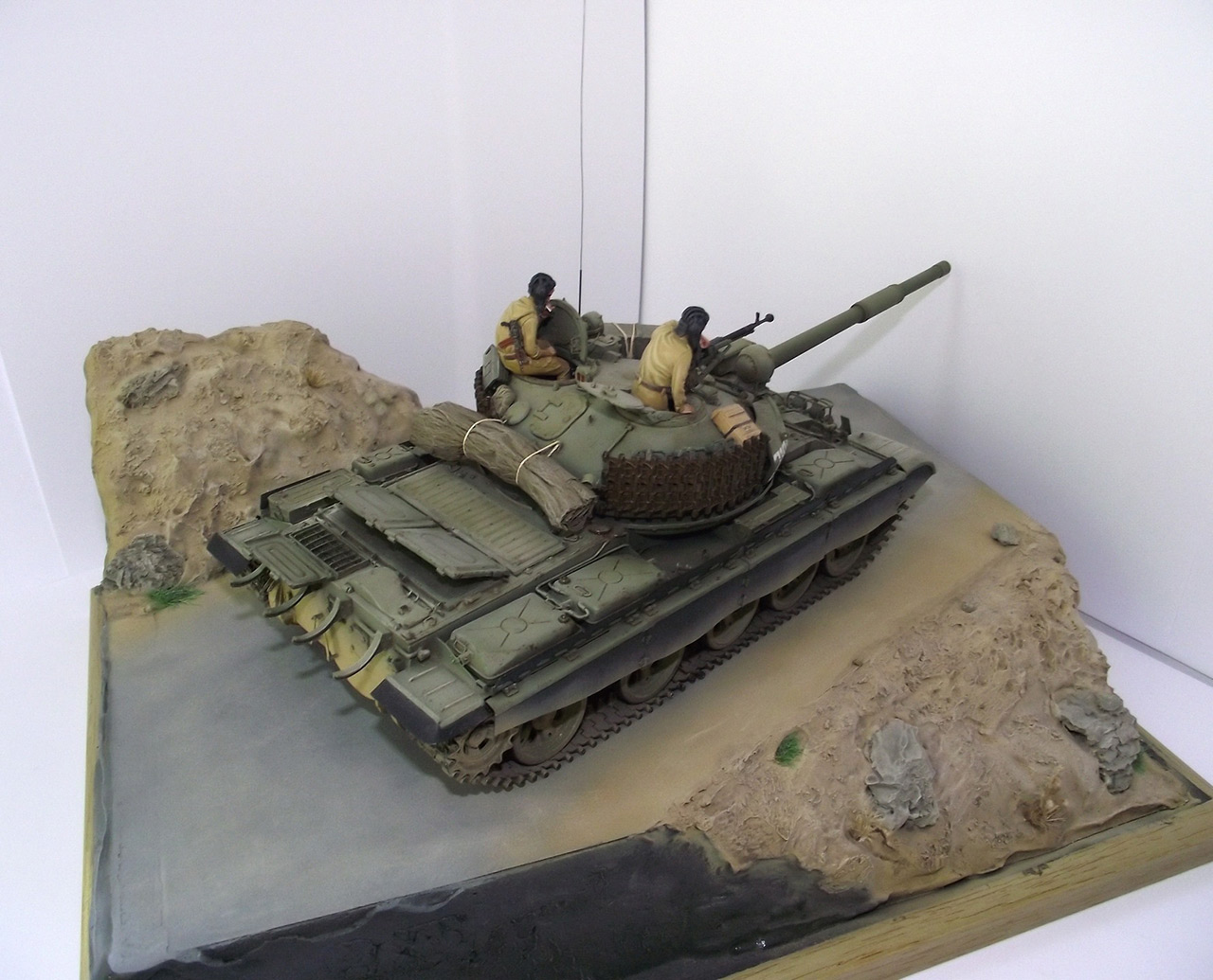 Dioramas and Vignettes: Afghan road, photo #9