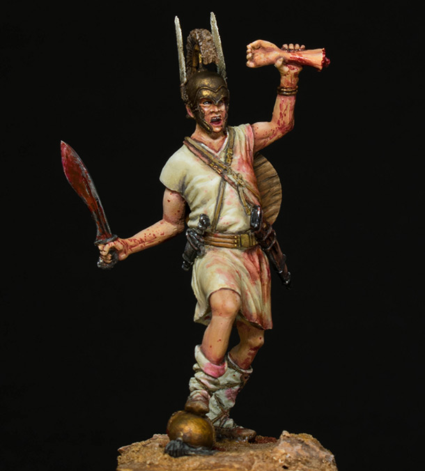 Figures: Triumphant Iberian