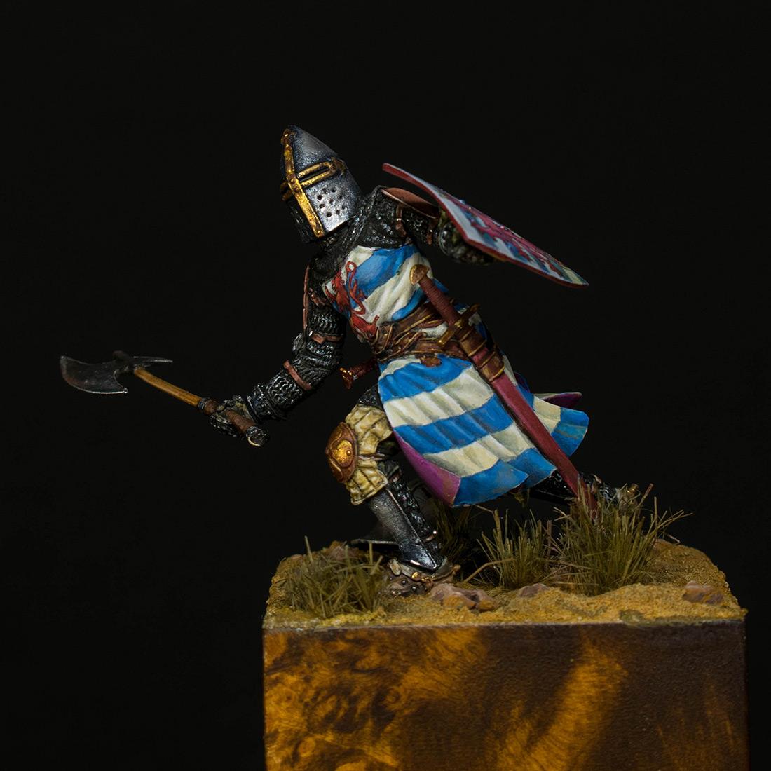 Figures: Hugues III de Lusignan, circa 1260, photo #1