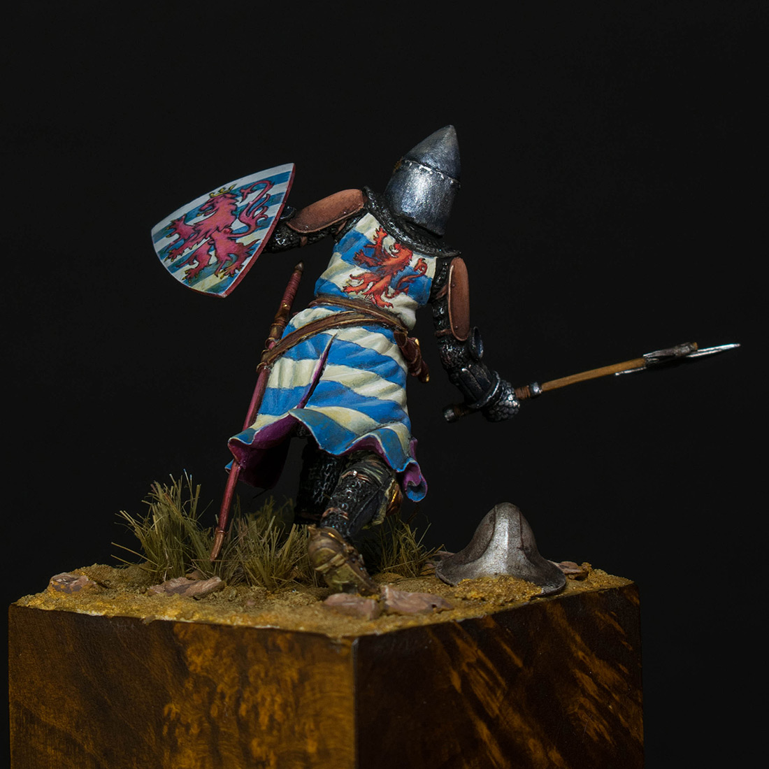 Figures: Hugues III de Lusignan, circa 1260, photo #4