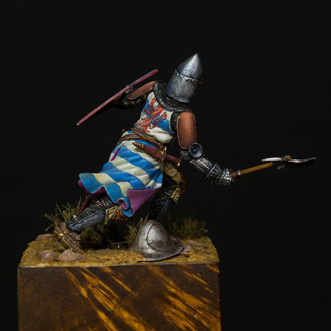 Figures: Hugues III de Lusignan, circa 1260, photo #5