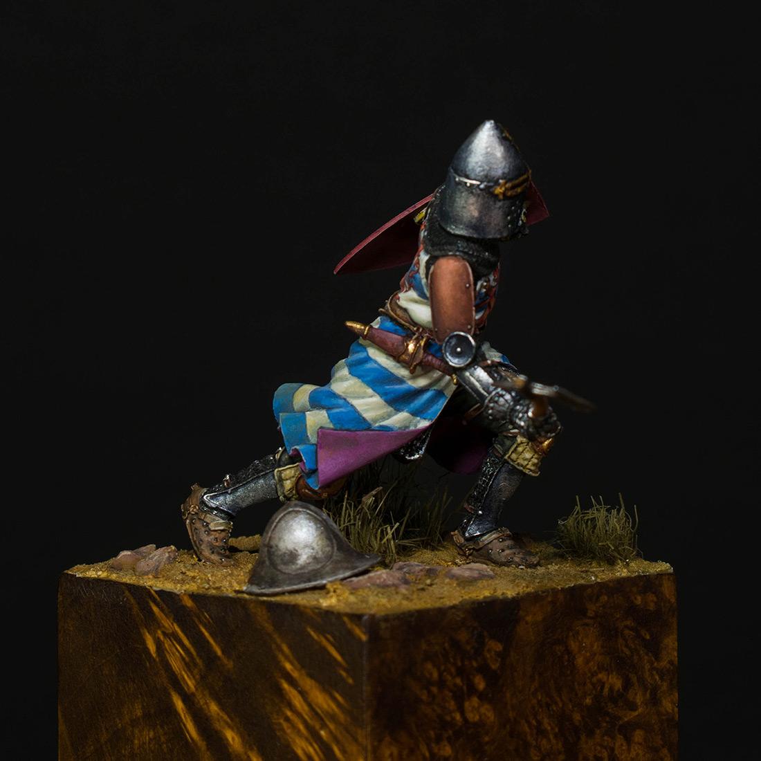 Figures: Hugues III de Lusignan, circa 1260, photo #6