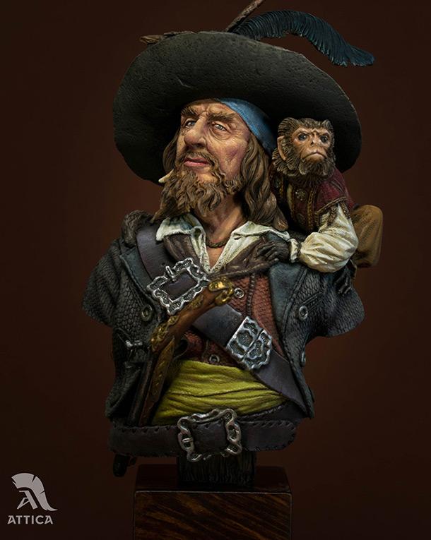 Figures: Captain Hector Barbossa