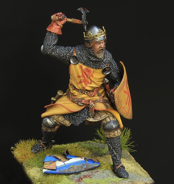 Figures: Robert I Bruce