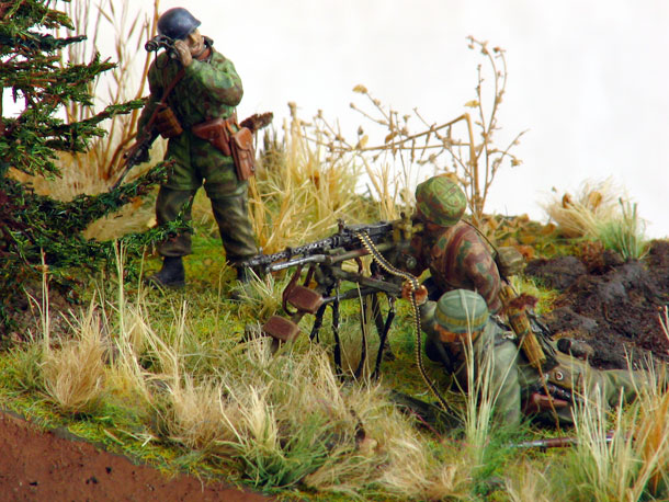 Dioramas and Vignettes: Alert! Russians Attacks!