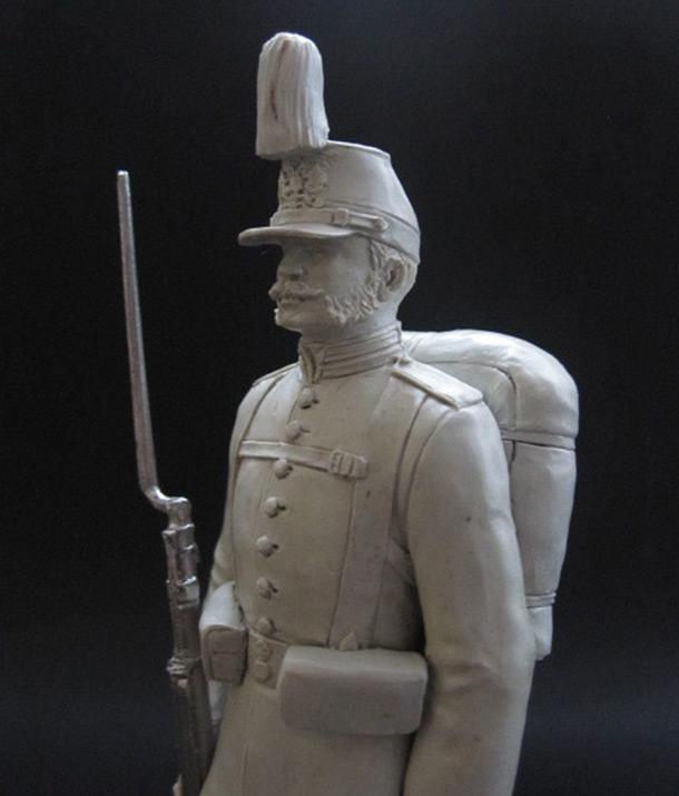 Sculpture: Grenadier, 1877