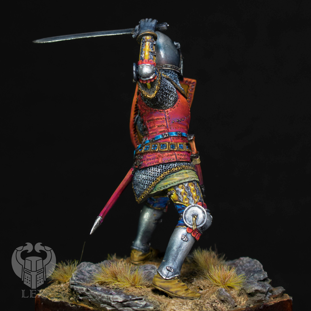 Figures: Jean de Vienne, Admiral of France, 27 November 1382, photo #6