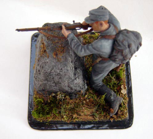 Photo 6 - Finnish Soldier, WWII | Figures | Gallery on