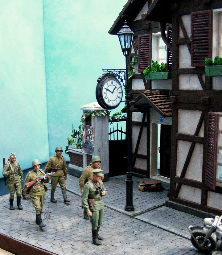 Dioramas and Vignettes: 1945. Somewhere in Germany, photo #11
