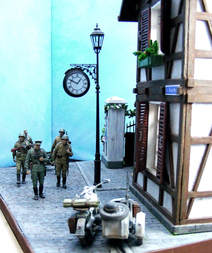Dioramas and Vignettes: 1945. Somewhere in Germany, photo #12