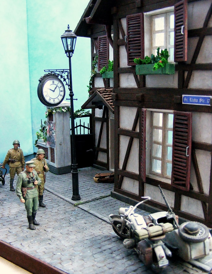 Dioramas and Vignettes: 1945. Somewhere in Germany, photo #2