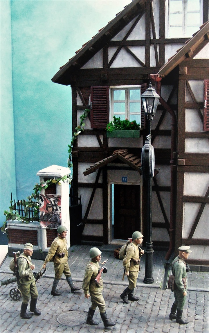 Dioramas and Vignettes: 1945. Somewhere in Germany, photo #3