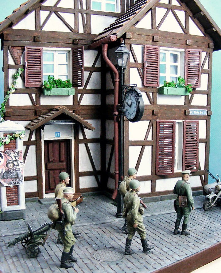 Dioramas and Vignettes: 1945. Somewhere in Germany, photo #5