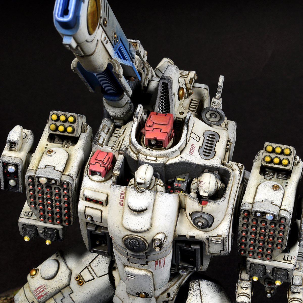 Miscellaneous: KV 128 Stormsurge, photo #14