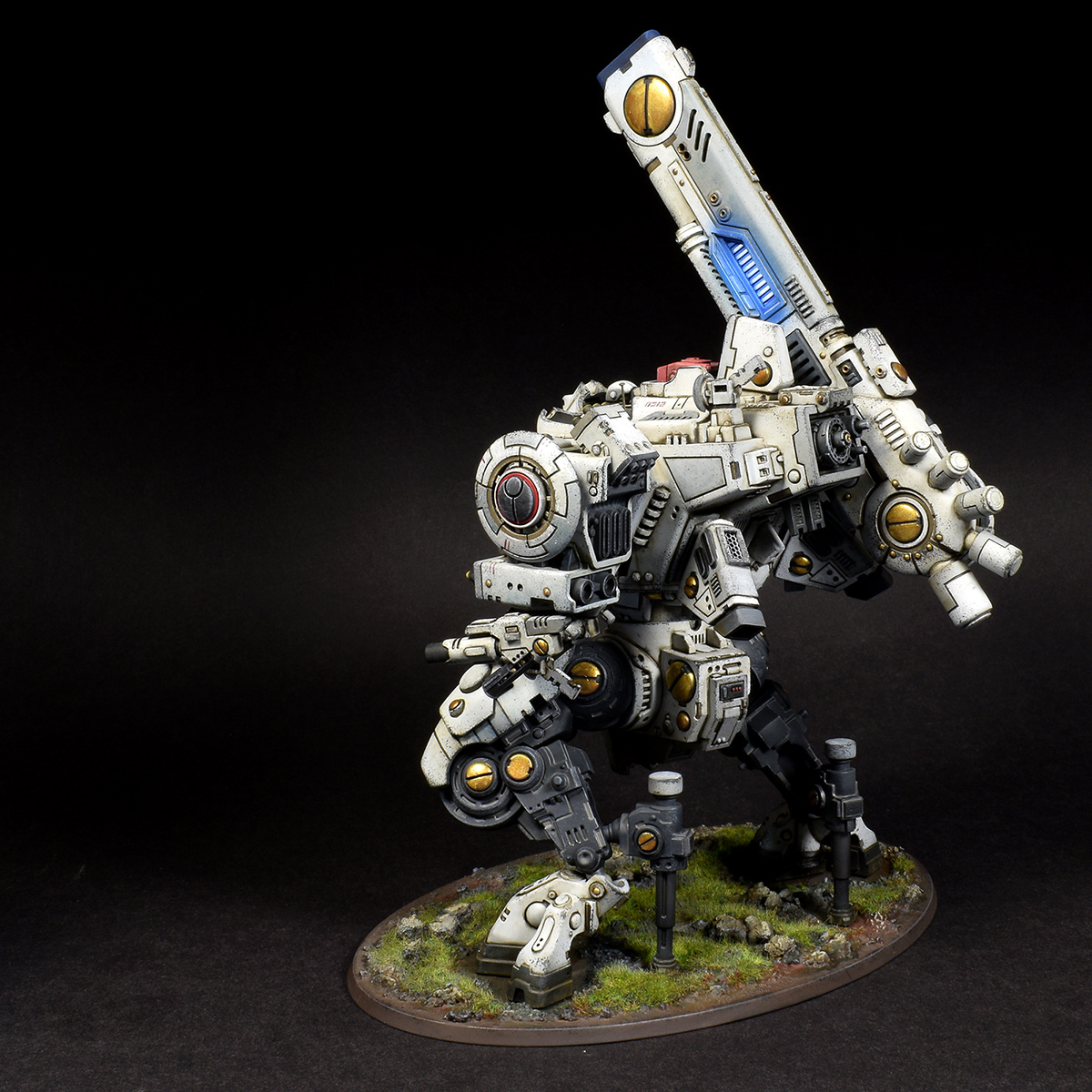 Miscellaneous: KV 128 Stormsurge, photo #2