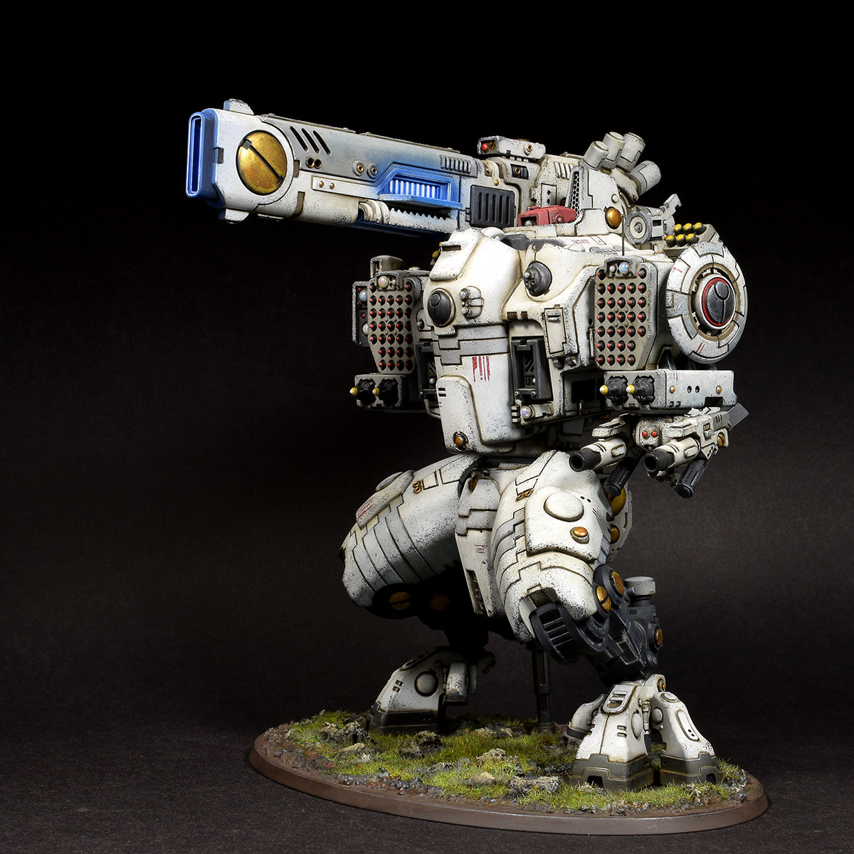 Miscellaneous: KV 128 Stormsurge, photo #3
