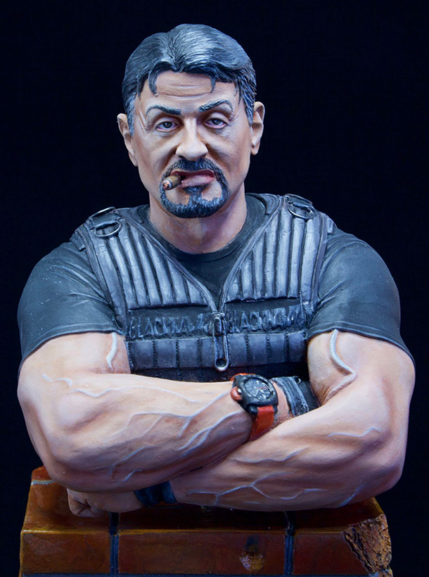 Figures: The Expendable