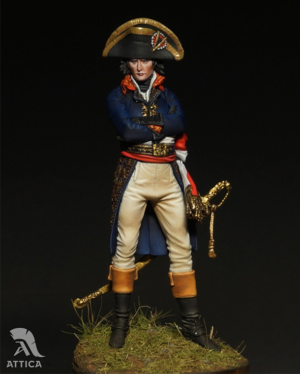 Figures: General Napolepon Bonaparte