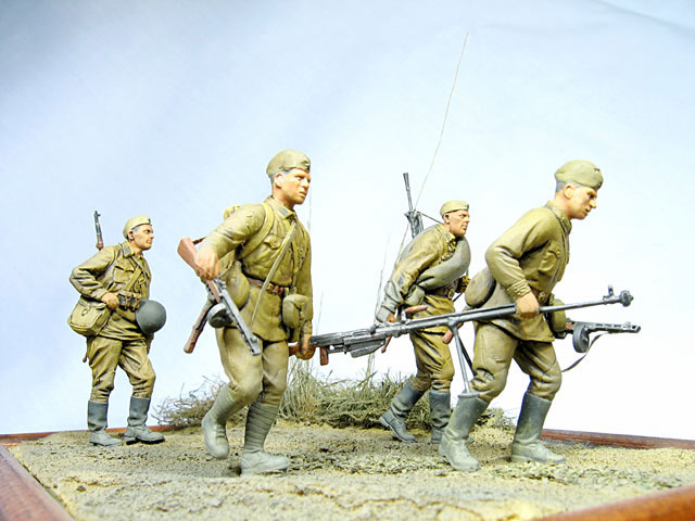Dioramas and Vignettes: Retreat, 1941, photo #5
