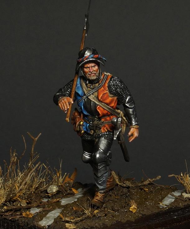 Figures: The Mercenary