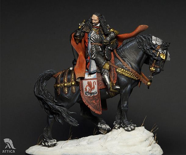 Figures: Vlad III Tepes