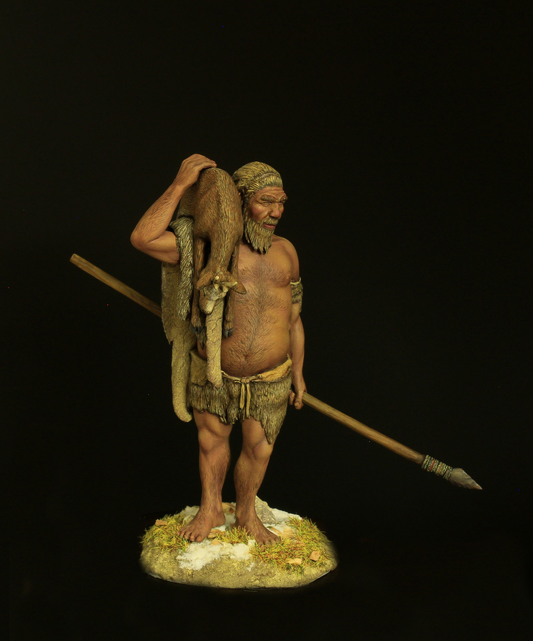 Figures: The Neanderthal, photo #2