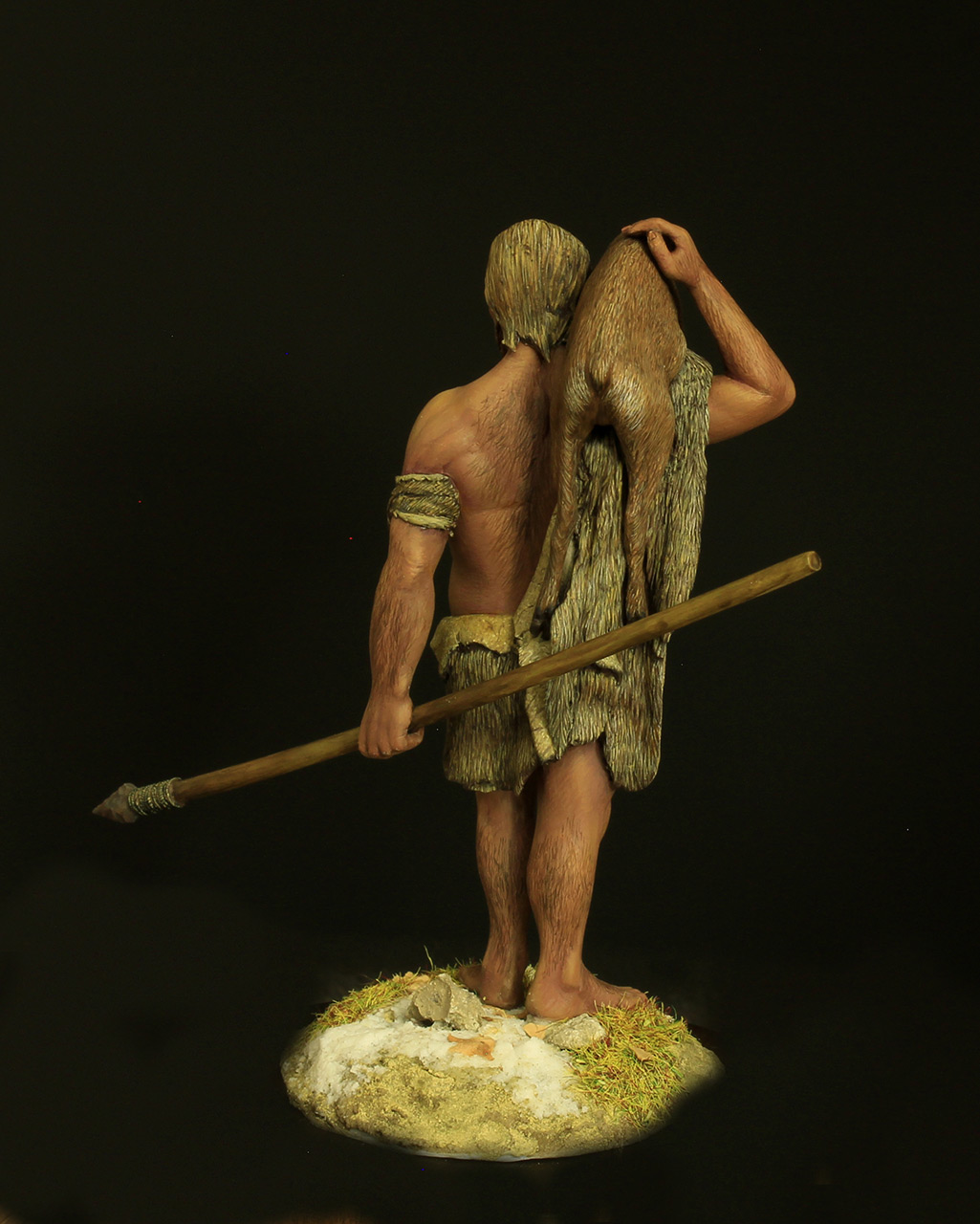 Figures: The Neanderthal, photo #4