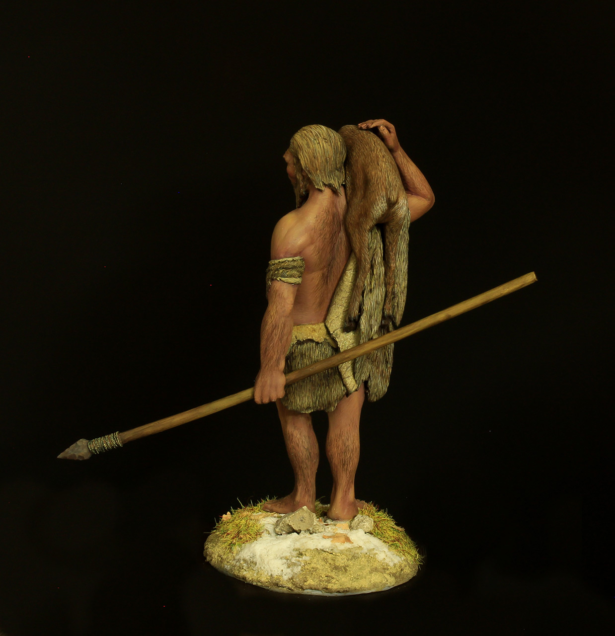 Figures: The Neanderthal, photo #5