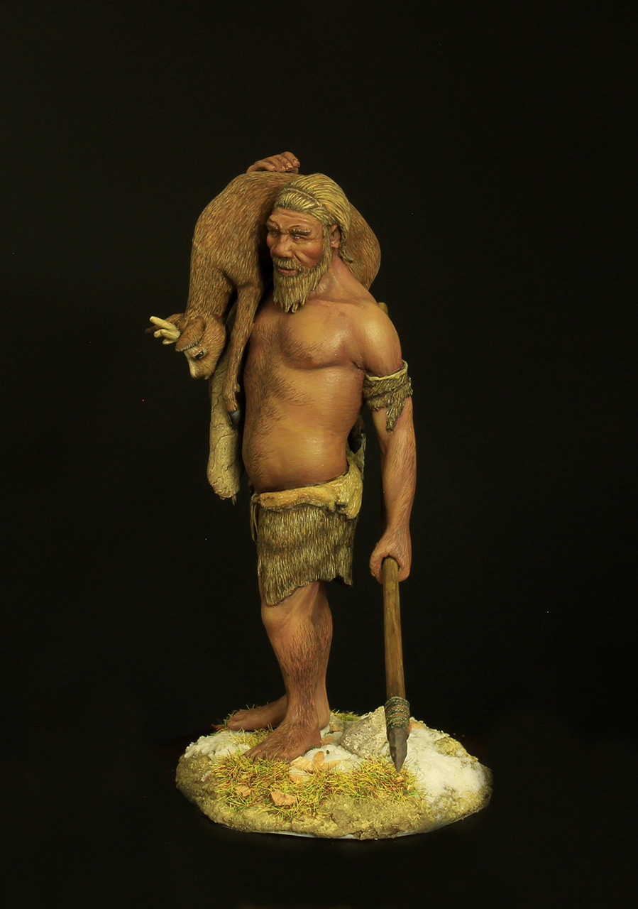 Figures: The Neanderthal, photo #6