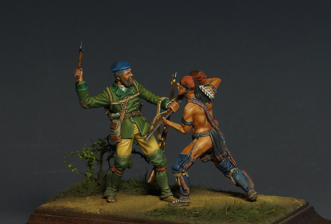 Dioramas and Vignettes: The Skirmish, photo #10