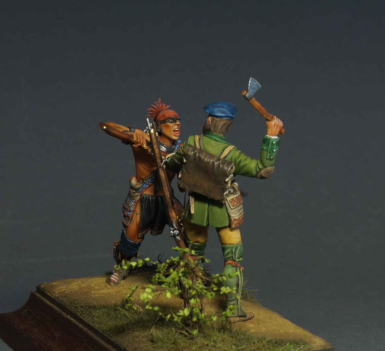 Dioramas and Vignettes: The Skirmish, photo #3