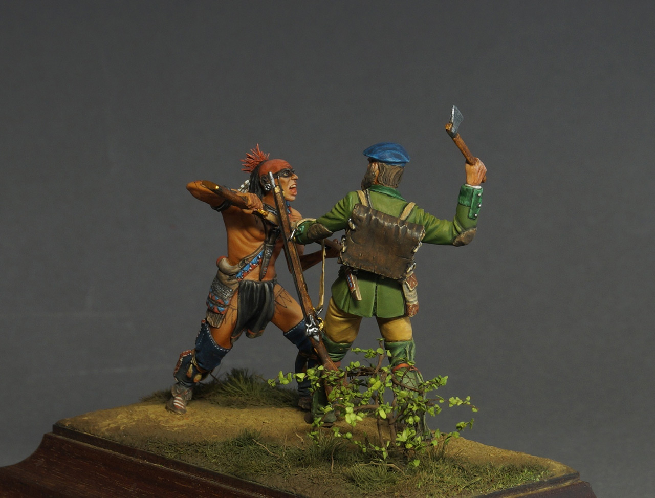 Dioramas and Vignettes: The Skirmish, photo #4