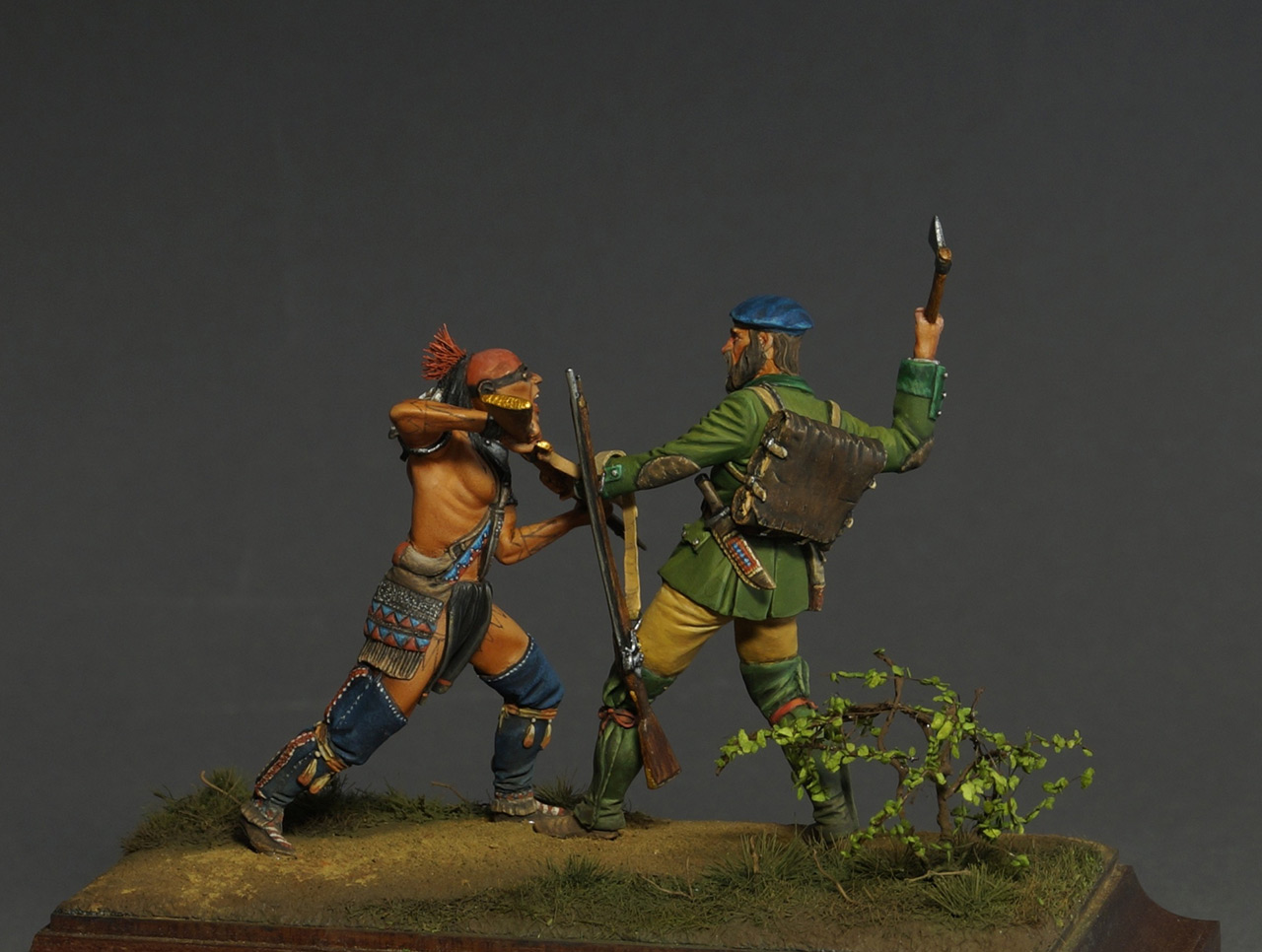 Dioramas and Vignettes: The Skirmish, photo #5