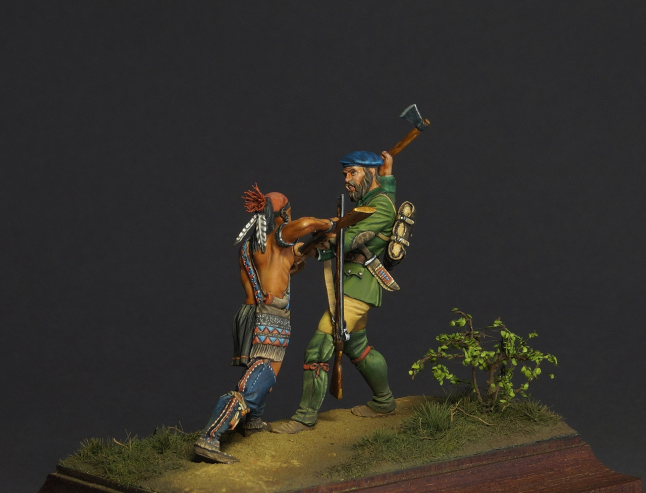 Dioramas and Vignettes: The Skirmish, photo #6
