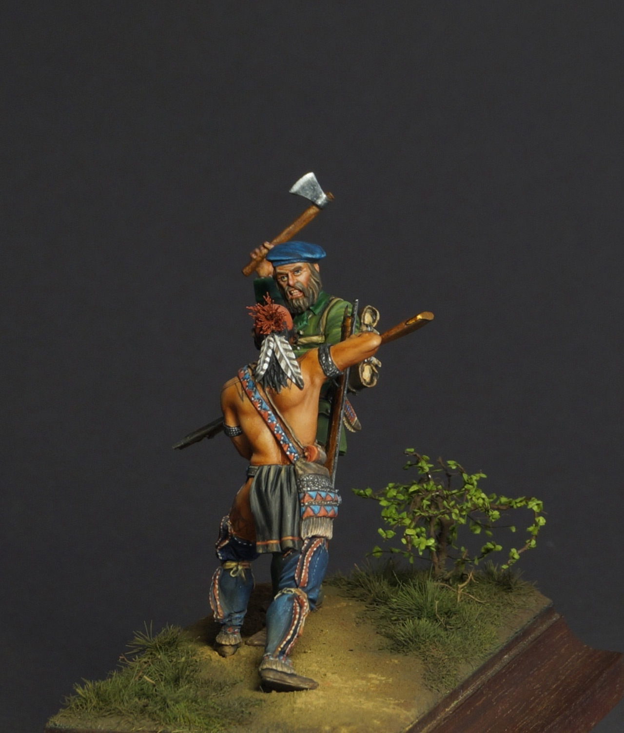 Dioramas and Vignettes: The Skirmish, photo #7
