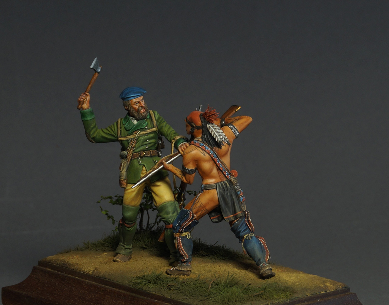 Dioramas and Vignettes: The Skirmish, photo #9