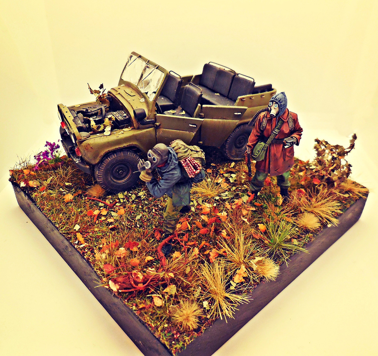 Dioramas and Vignettes: Postapocalypse, photo #2